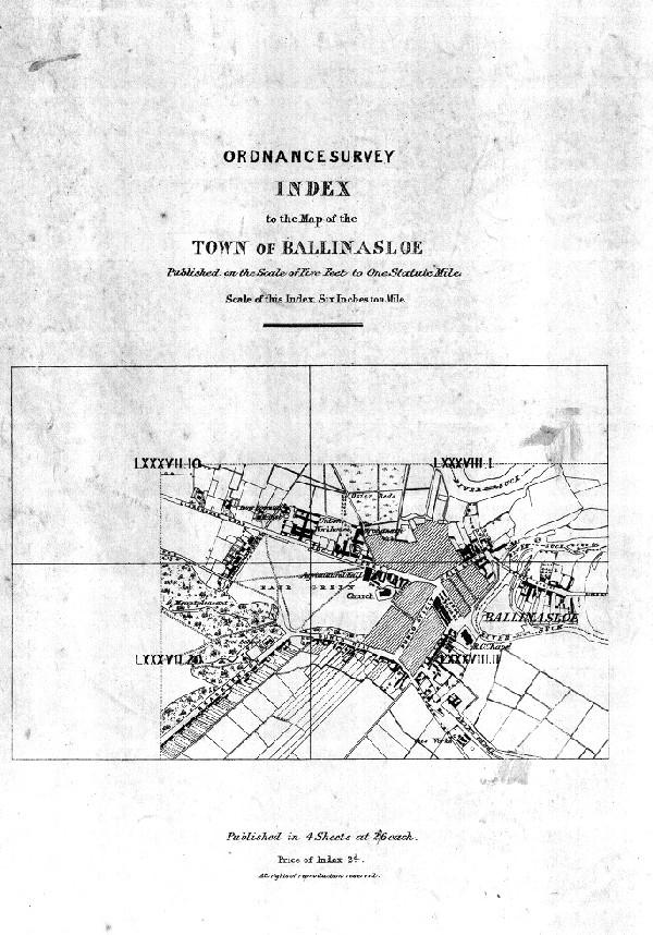 Ballinasloe Town and Parish 1585-1855