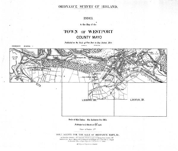 Westport Town Map - Town Maps