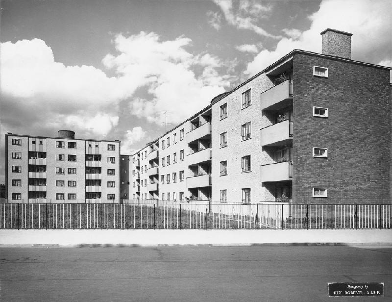 hogan place flats  corporation of dublin
